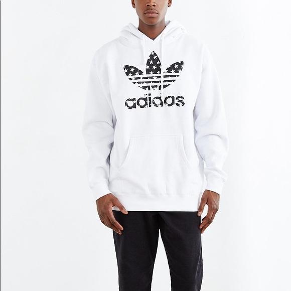 Adidas camicie Uomo stellato pullover felpa felpa poshmark